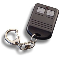 SQUARE - with I and II Symbols for Car Alarms, Immobilisers and Central Locking