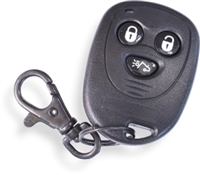SQUARE - Lock - Unlock - Boot Release - for Car Alarms, Immobilisers and Central Locking